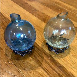 We Love by Pavillion glass vases